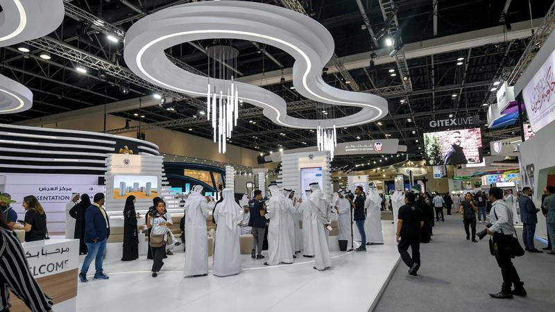 «دبي كوميرسيتي» تلقى 300 طلب من شركات  لمقار لها في المشروع. تصوير: أشوك فيرما
