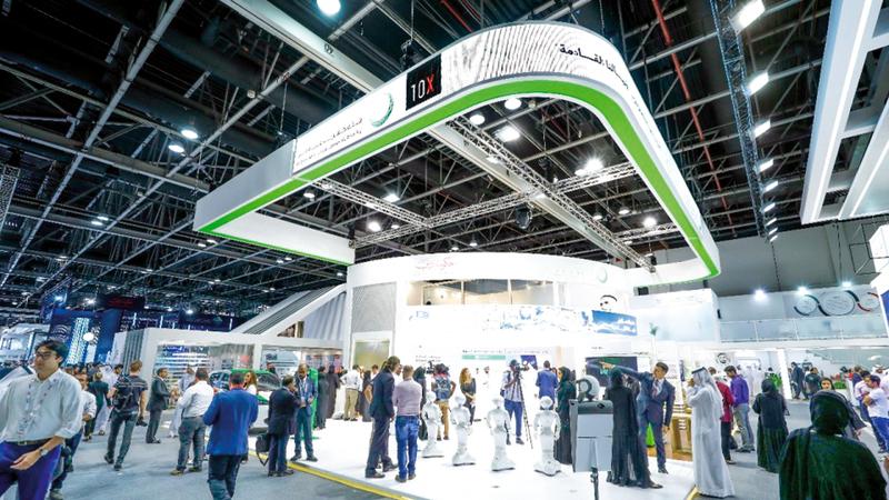 النظام الجديد يأتي ضمن مبادرة «دبي الخضراء».  من المصدر