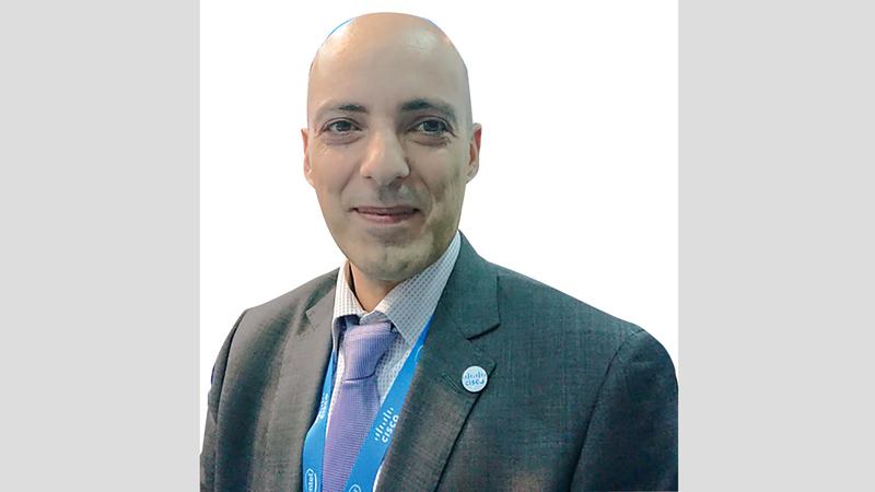 جواد الأكرباوي: «تقنيات التعرف على الوجوه تستخدم في المؤتمرات الكبيرة وتوقعات بانتشارها على مستوى كبير».