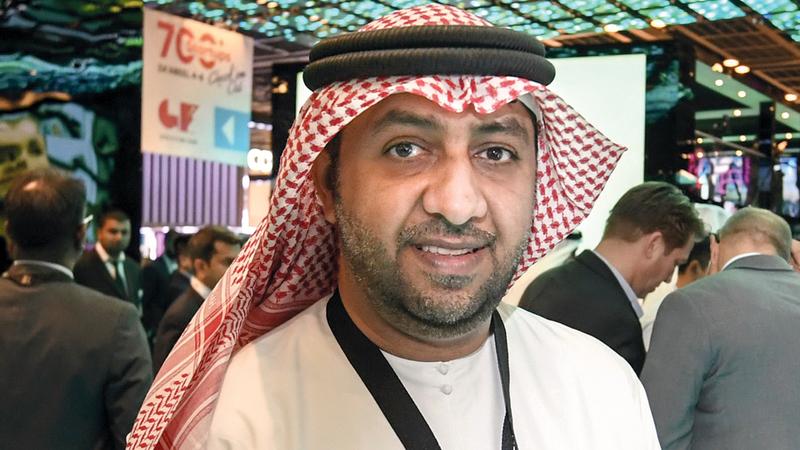 أحمد بن علي: «توفير الجيل الخامس سيدعم أنماط الحياة الذكية المتطورة».