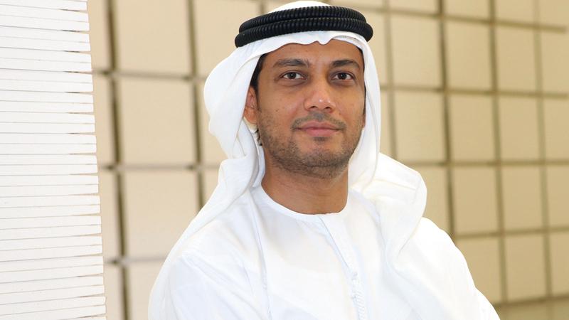 عامر بن أحمد: «المنتدى» فرصة لتبادل الخبرات والتجارب.  من المصدر