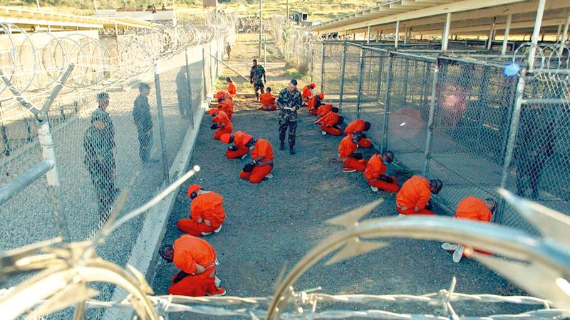 «غوانتانامو» لم يستقبل أي معتقل منذ 2008. أرشيفية