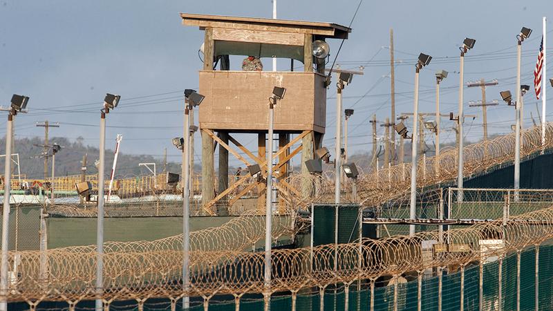 مباني السجن متهالكة.. ولم تعد تصلح لاستضافة معتقلين. أرشيفية
