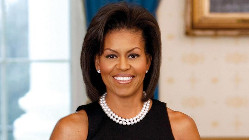ميشال أوباما أثارت  في عام 2016  جدلاً، عندما ذكرت  أن البيت الأبيض بناه  العبيد.