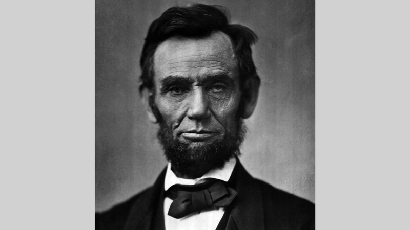 إبراهام لينكولن. غيتي