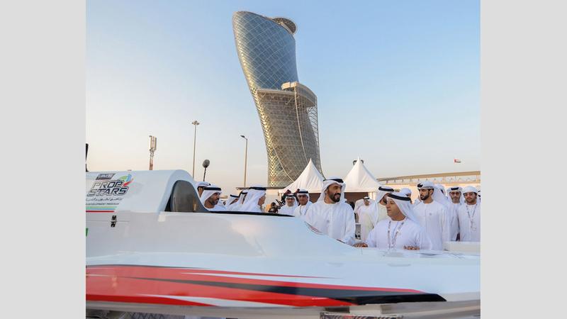 شركات أكدت على هامش «أبوظبي الدولي للقوارب 2018» أن الإمارات تشهد نمواً في عدد اليخوت الفاخرة. من المصدر