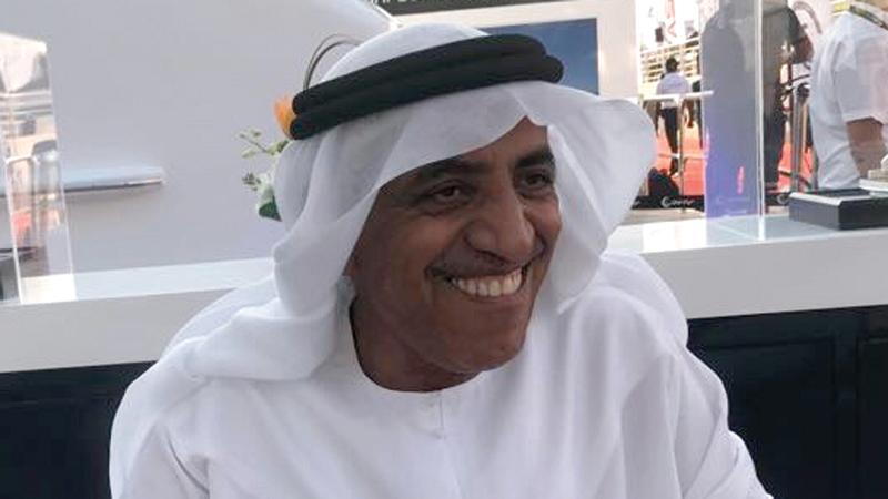 محمد الشعالي: «نمو قوي في الطلب على اليخوت الكبيرة، واستقرار بالنسبة لليخوت المتوسطة حالياً».