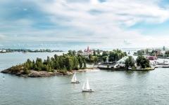 الصورة: فنلندا.. مزيج غابات وبحيرات وقلاع على بحر البلطيق