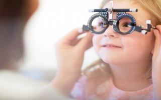 الصورة: مشكلات البصر بالطفولة تؤثر في الدماغ
