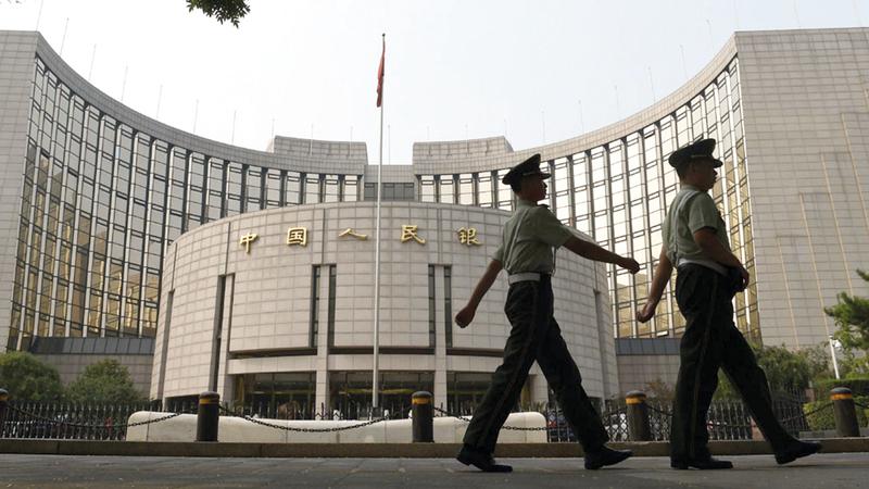 أحرزت الصين والهند تقدماً ملحوظاً بين الاقتصادات المتقدمة على صعيد معدلات النمو.  أرشيفية