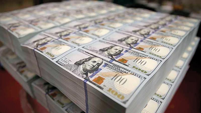 يتمتع الاقتصاد الأميركي بمكانةٍ مُتميزَةٍ بين الاقتصادات المتقدمة. غيتي