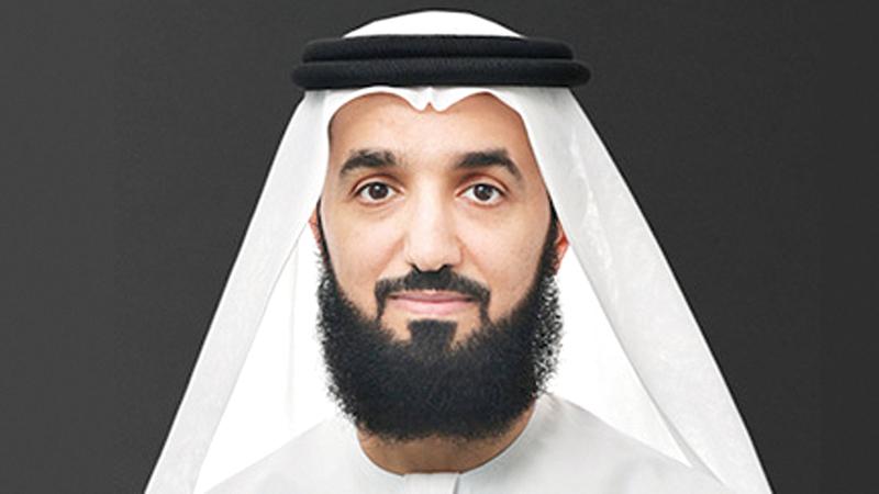 عبدالعزيز حارب الفلاحي: «(الهيئة) أولت عملية التحول نحو الخدمات الذكية والمبتكرة عناية خاصة».