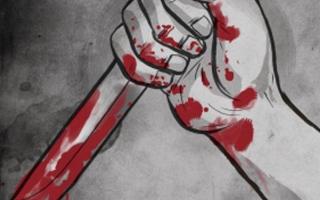 الصورة: 5000 درهم غرامة لرجل وضع سكيناً على رقبة رفيقته