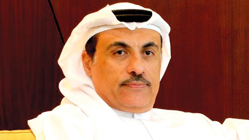 محمد الأنصاري:  «قطاع الصرافة  في الإمارات مهم،  ويسهم في توفير  الخدمات المالية  للمقيمين في  الدولة».