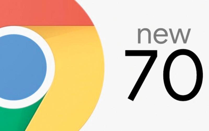 الصورة: «غوغل» تتراجع عن وظيفة تسجيل الدخول في «كروم 70»