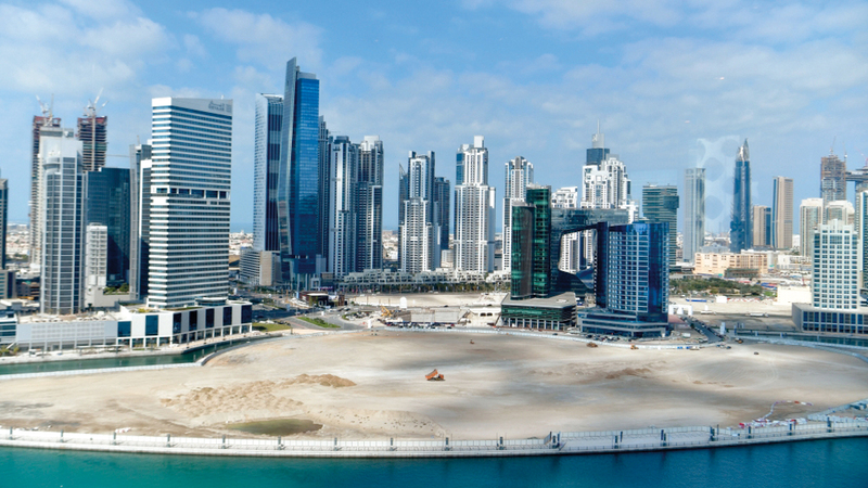 244 «مبنى متعدّد الطوابق» تم إنجازها في دبي خلال 9 أشهر. أرشيفية