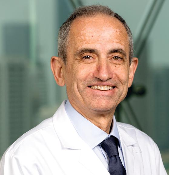 الدكتور بشير سنكري: «لم يعد المرضى بحاجة إلى السفر للعلاج في الحالات الخطرة بفضل تطوّر (كليفلاند كلينك أبوظبي) المستمر».