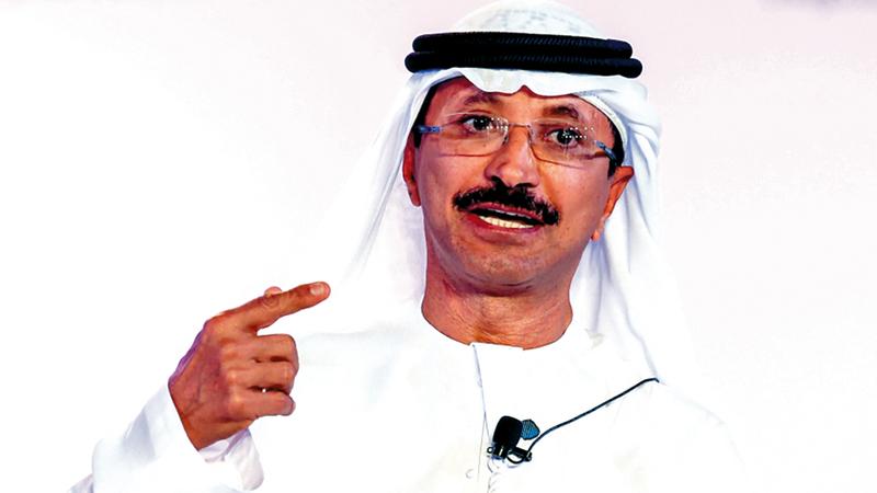 سلطان أحمد بن سليم: «نركز على فعالية العمليات التشغيلية، وإدارة النفقات، كي تحافظ المجموعة على موقعها كمشغل الموانئ المفضل».