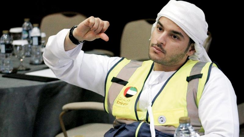 الدورة الأولى من المبادرة انطلقت في إمارة أبوظبي. من المصدر