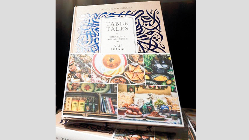 Warehouse421 - Book Launch Event - Table Tales Book .
