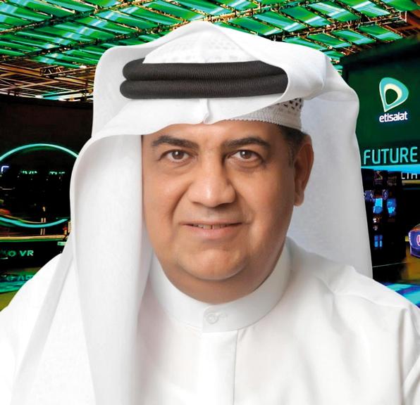 صالح العبدولي: «قدرات (اتصالات) الشبكية وفرق العمل على أتم الاستعداد لمواكبة تطلعات العملاء الحالية والمستقبلية».