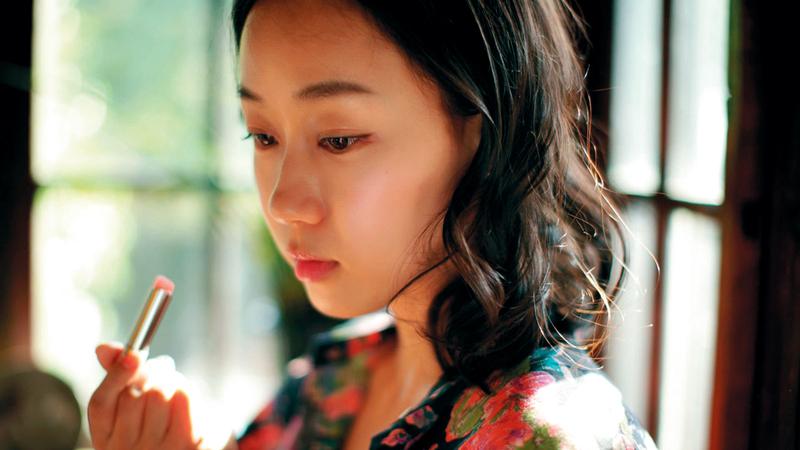 تشا جي - وون تخلصت من عادات التجميل القديمة. غيتي