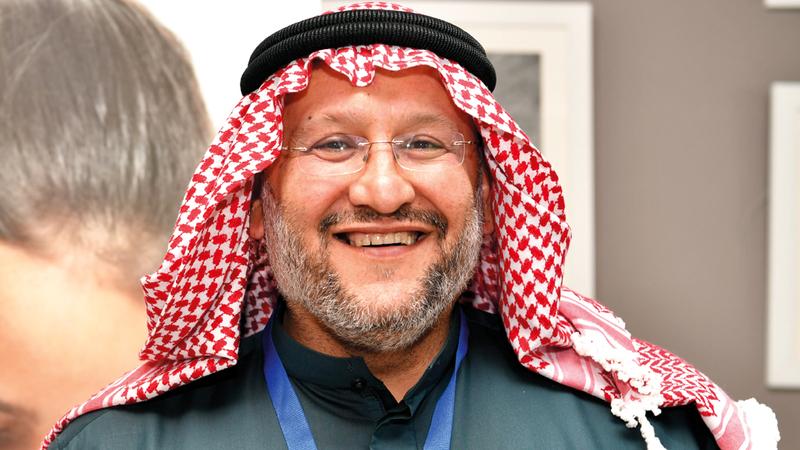 علي الهويريني.  الإمارات اليوم