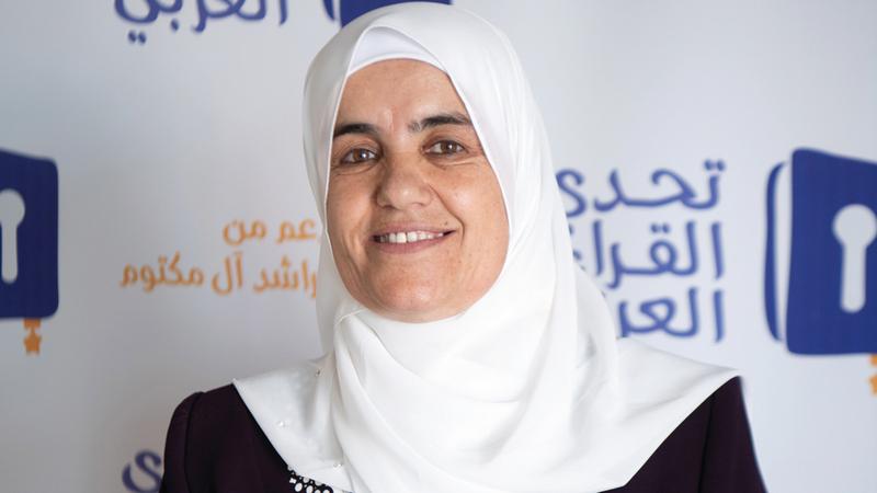 ليلى الزبدة.  الإمارات اليوم