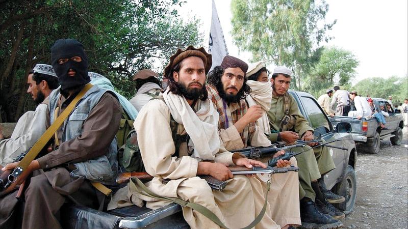 «طالبان» أبدت رغبة كبيرة في التفاوض مع الأميركيين.  أرشيفية