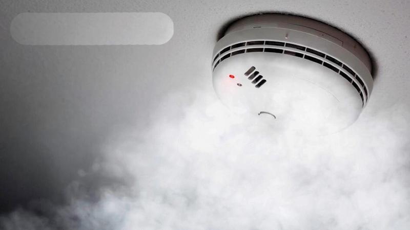 «كاشفات الدخان» منظومة مبتكرة للإنذار بالحرائق في المنازل.  من المصدر
