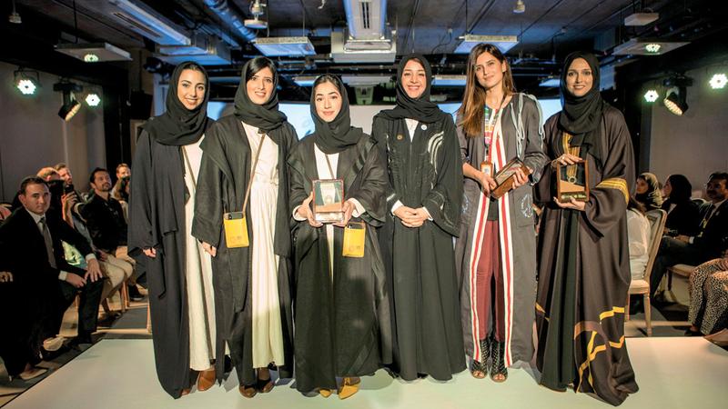 لجنة تحكيم ترأستها ريم الهاشمي قيمت المرشحين الـ3. من المصدر