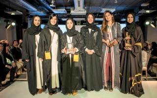 الصورة: الأناقة تعانق الأصالة الإماراتية في «أزياء» إكسبو 2020 دبي