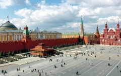 الصورة: السياحة في موسكو.. ثقافة وقلاع وقصور باهرة