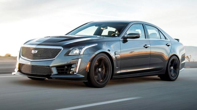 Cadillac Cts V Sedan Luxury Cars Cars Race Tracks