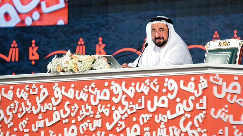 سلطان: بحثت طويلاً للوصول إلى براءة ابن ماجد وأصله. الإمارات اليوم