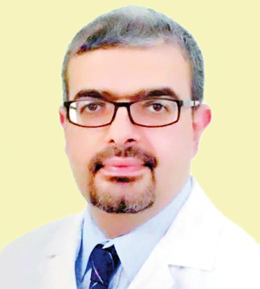 الدكتور أسامة البستكي: «(صحة دبي) نجحت في توظيف أحدث التقنيات الطبية المتصلة بالذكاء الاصطناعي».