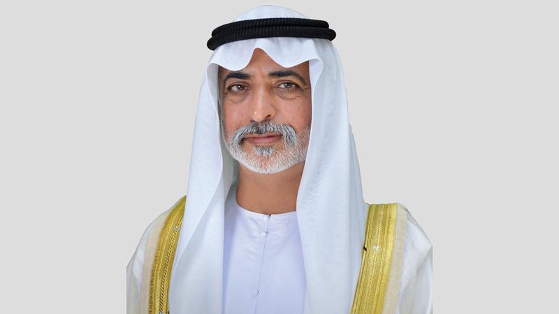 وزير التسامح: المعرض مناسبة سنوية يسعى إليها الجميع للتزود بآخر ما أنجزه العقل العربي والعالمي من معارف وإبداعات.