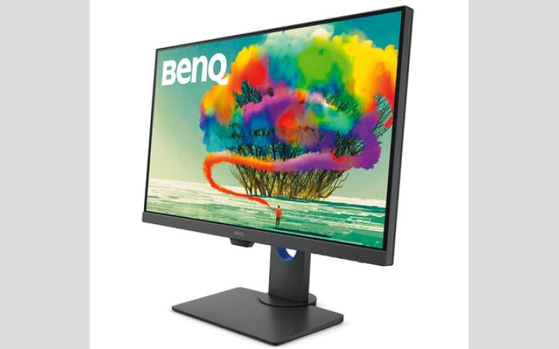 الصورة: «بينكيو» تُطلق شاشة جديدة قياس 27 بوصة للمحترفين