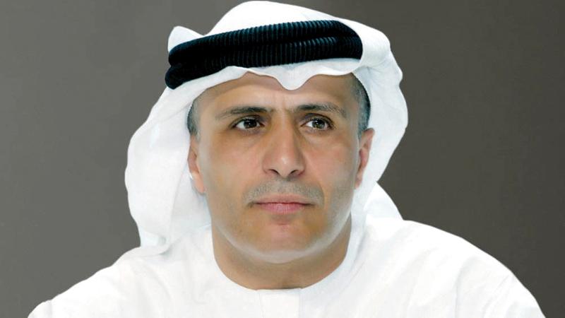 مطر الطاير: «سبب الارتفاع النسبي في سعر تعرفة النقل عدم وجود أعداد كبيرة من الركاب على خط قناة  دبي المائية».