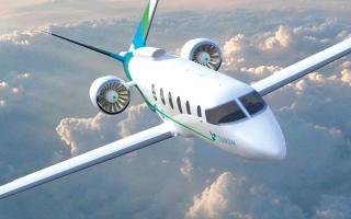 الصورة: بطّاريات جديدة تكفي لرحلة طيران بين سان فرانسيسكو ولوس أنجلوس