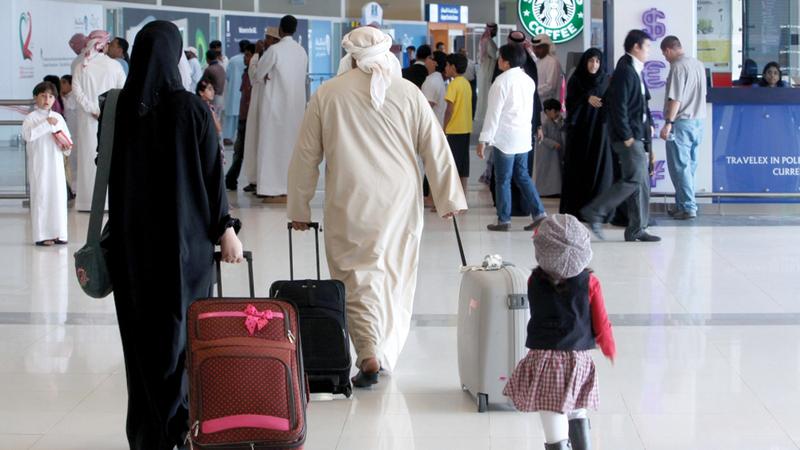 مطالب بأن تشمل التخفيضات تذاكر طيران خصوصاً الطيران الداخلي والرحلات المتجهة إلى دولة الإمارات والفنادق. أرشيفية