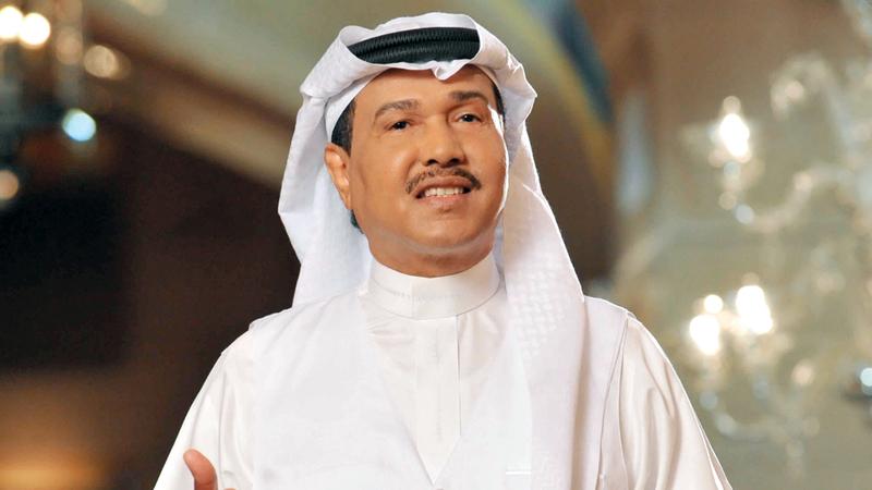 محمد عبده نفى الأخبار التي تم تداولها أخيراً عن اعتزاله.  أرشيفية