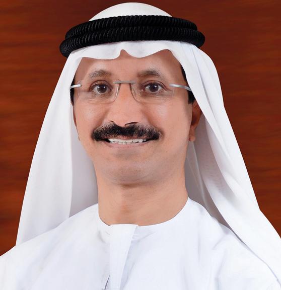 سلطان أحمد بن سليم: «(الموانئ والجمارك) أطلقت نظام (ناو)، المنصة الذكية لحجز عمليات الشحن البحري بالسفن الخشبية في خور دبي وميناء الحمرية».