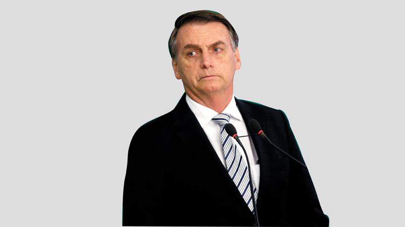 بولسونارو سيجعل البرازيل تتحالف مع نموذج أميركا «الترامبي». رويترز