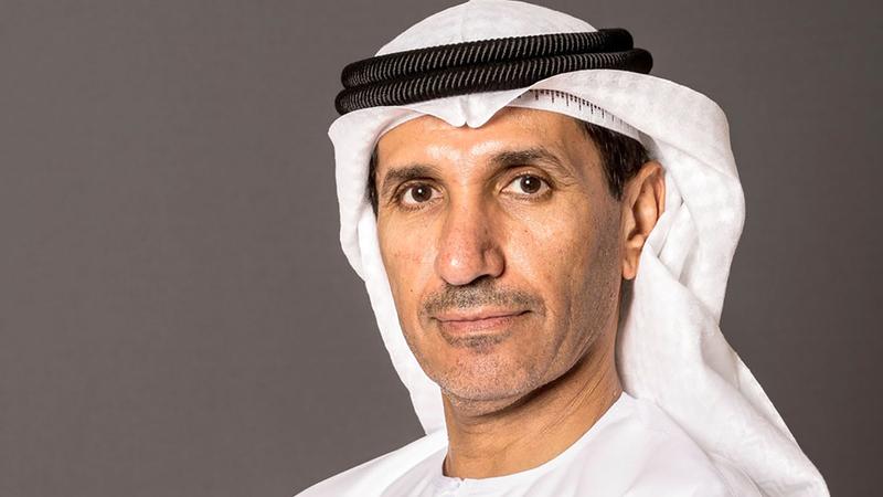 محمد ناصر الأحبابي:  «الفضاء جزء رئيس  للعبور إلى المستقبل».