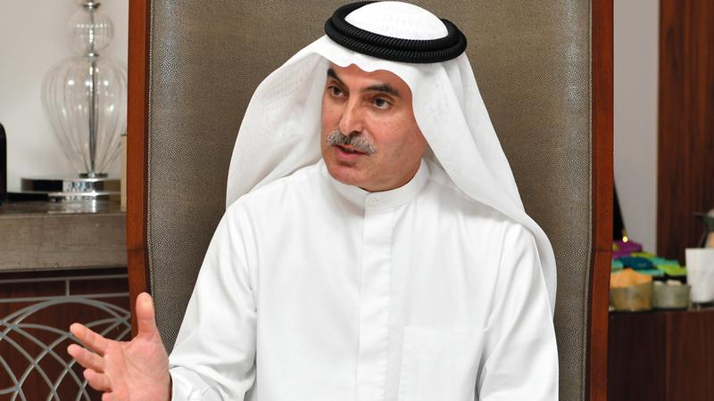عبدالعزيز الغرير:  «(المحفظة) تخفض 50% من تداولات العملات  النقدية بأسواق الدولة خلال الأعوام الخمسة المقبلة».