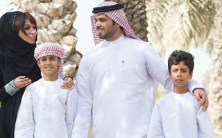 الصورة: %43.2 من مواليد أبوظبي العام الماضي مواطنون