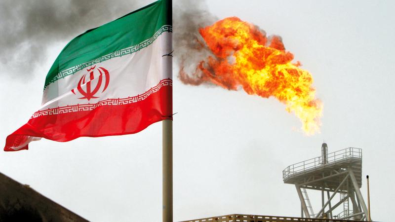 ارتباط قطر بإيران في مجال النفط يعرّضها لمخاطر اقتصادية وسياسية. أرشيفية