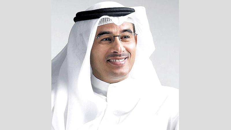 محمد العبار:  «نركز على تطوير  أسلوب عملنا بشكل  متواصل، لتلبية تطلعات  واحتياجات الجيل  الجديد من العملاء».