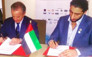 الإمارات تفوز بتنظيم كأس العالم لبناء الأجسام 2019
